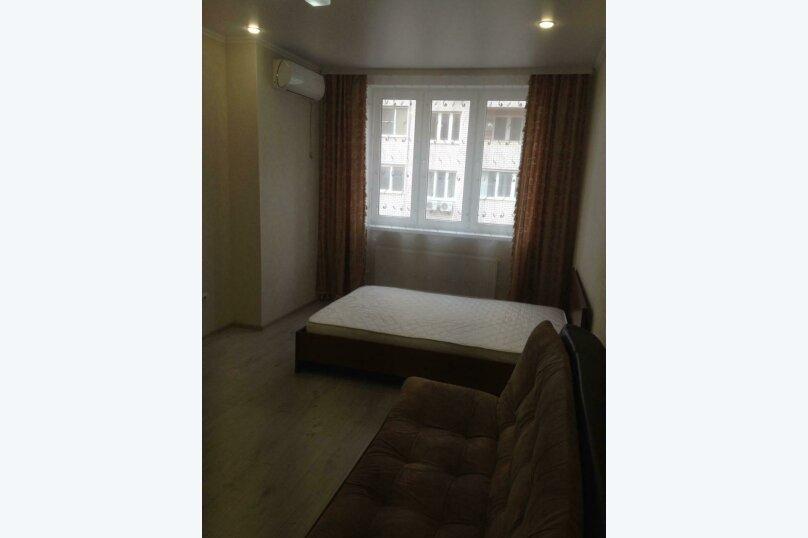 1-комн. квартира, 42 кв.м. на 6 человек, улица Крылова, 15к3, Анапа - Фотография 14