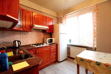 2-комн. квартира, 50 кв.м. на 4 человека, улица Академика Байкова, 17к1, Санкт-Петербург - Фотография 1