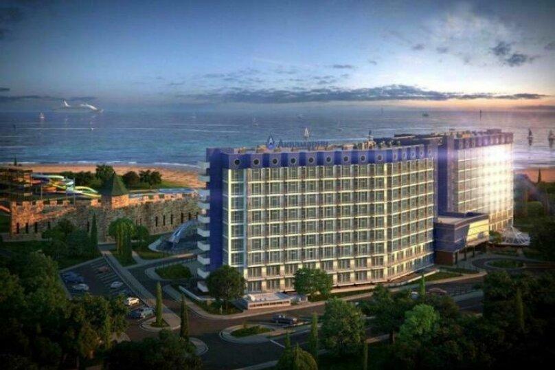 """Отель """"Aquamarine Resort and SPA"""", Парковая улица, 11 на 140 номеров - Фотография 13"""