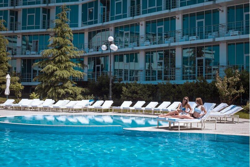 """Отель """"Aquamarine Resort and SPA"""", Парковая улица, 11 на 140 номеров - Фотография 14"""