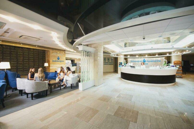"""Отель """"Aquamarine Resort and SPA"""", Парковая улица, 11 на 140 номеров - Фотография 41"""
