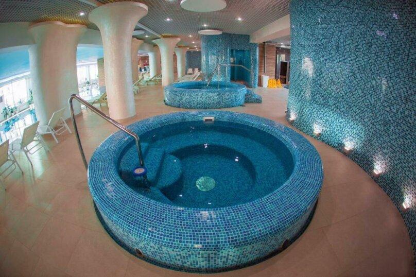 """Отель """"Aquamarine Resort and SPA"""", Парковая улица, 11 на 140 номеров - Фотография 45"""