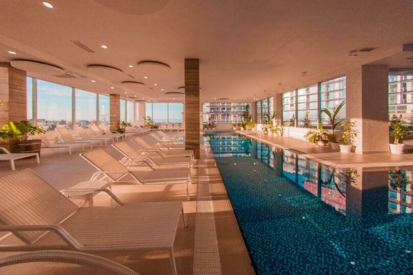 """Отель """"Aquamarine Resort and SPA"""", Парковая улица, 11 на 140 номеров - Фотография 46"""