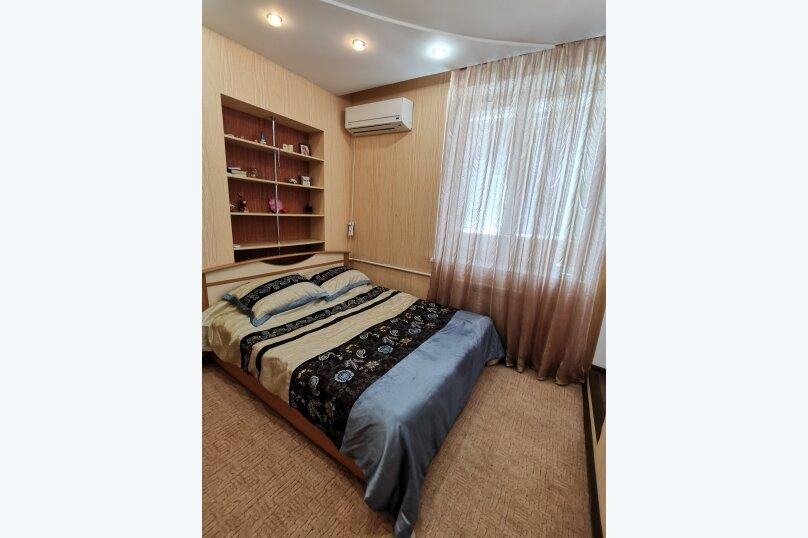 1-комн. квартира, 45 кв.м. на 4 человека, улица Космонавтов, 19к2, Волгоград - Фотография 3