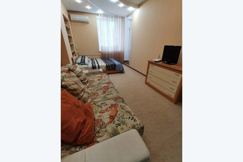 1-комн. квартира, 45 кв.м. на 4 человека, улица Космонавтов, 19к2, Волгоград - Фотография 5