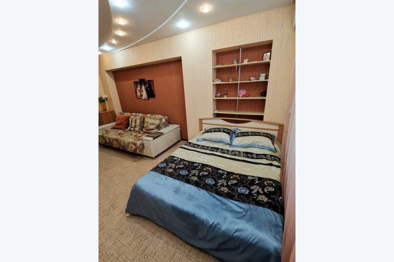 1-комн. квартира, 45 кв.м. на 4 человека, улица Космонавтов, 19к2, Волгоград - Фотография 7