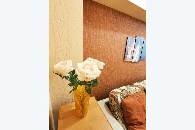 1-комн. квартира, 45 кв.м. на 4 человека, улица Космонавтов, 19к2, Волгоград - Фотография 8