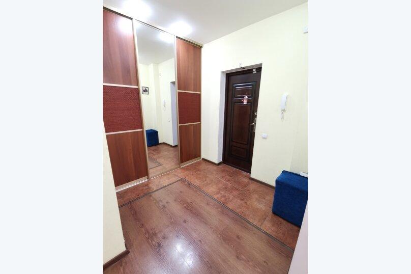 1-комн. квартира, 45 кв.м. на 4 человека, улица Космонавтов, 19к2, Волгоград - Фотография 9
