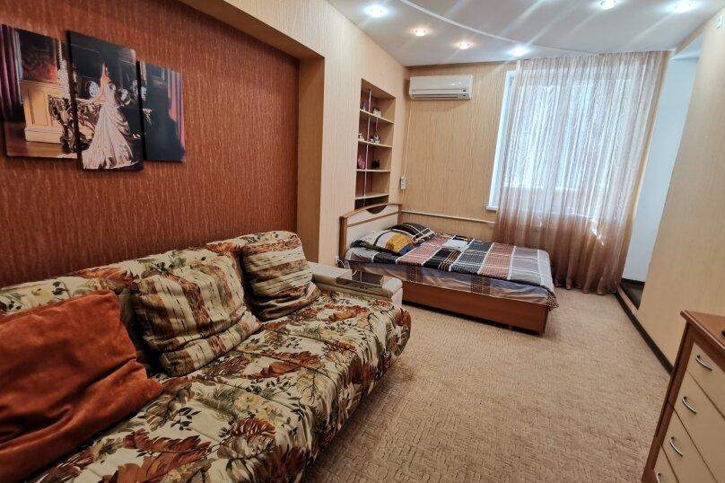 1-комн. квартира, 45 кв.м. на 4 человека, улица Космонавтов, 19к2, Волгоград - Фотография 17