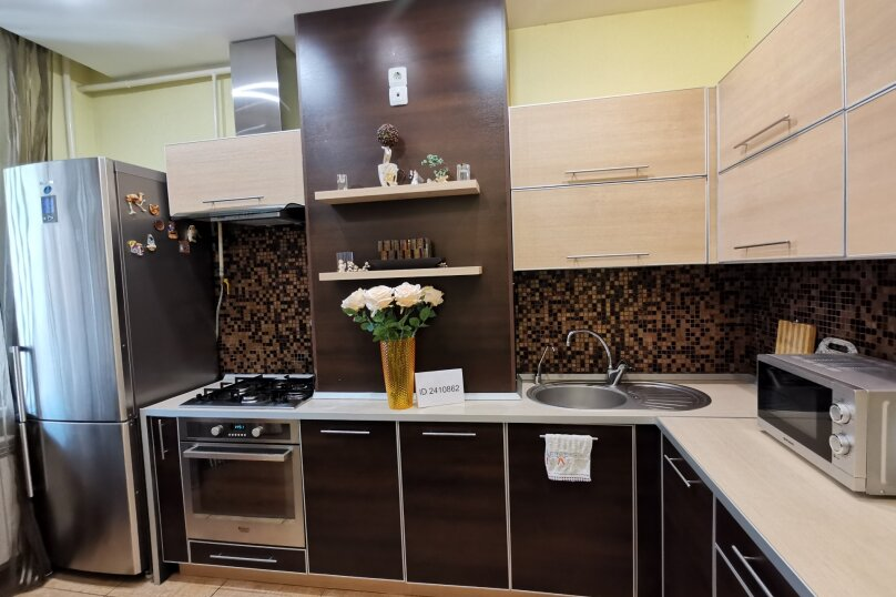 1-комн. квартира, 45 кв.м. на 4 человека, улица Космонавтов, 19к2, Волгоград - Фотография 20