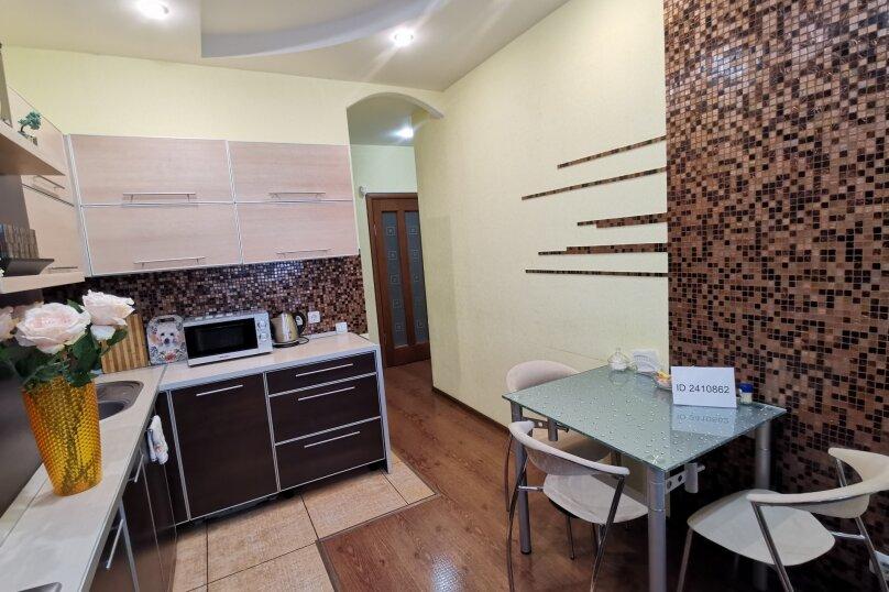 1-комн. квартира, 45 кв.м. на 4 человека, улица Космонавтов, 19к2, Волгоград - Фотография 23