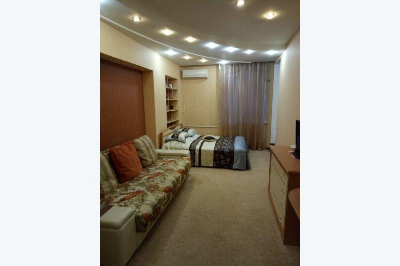 1-комн. квартира, 45 кв.м. на 4 человека, улица Космонавтов, 19к2, Волгоград - Фотография 26