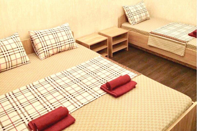 2-комн. квартира, 47 кв.м. на 6 человек, Должанская улица, 8, Нижний Новгород - Фотография 1