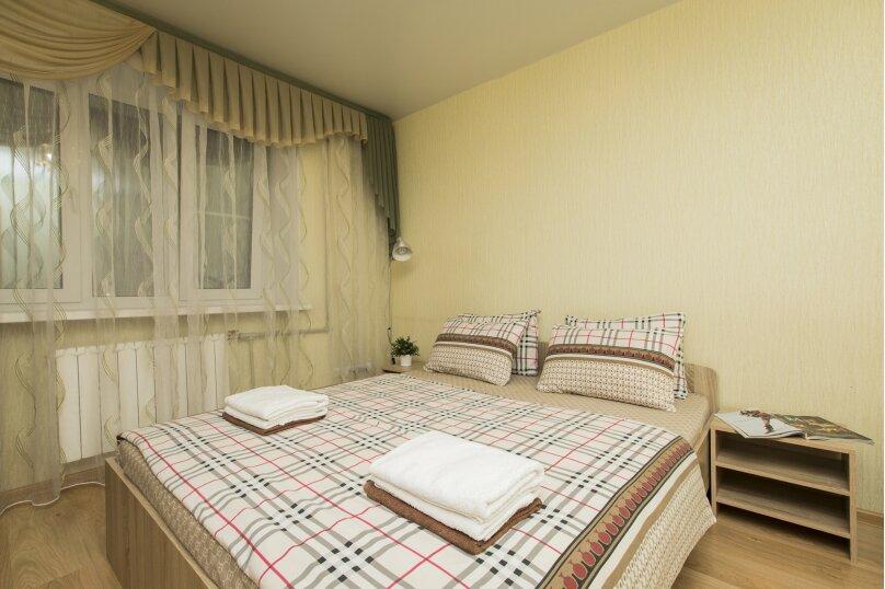 2-комн. квартира, 60 кв.м. на 5 человек, бульвар Мира, 10, Нижний Новгород - Фотография 6