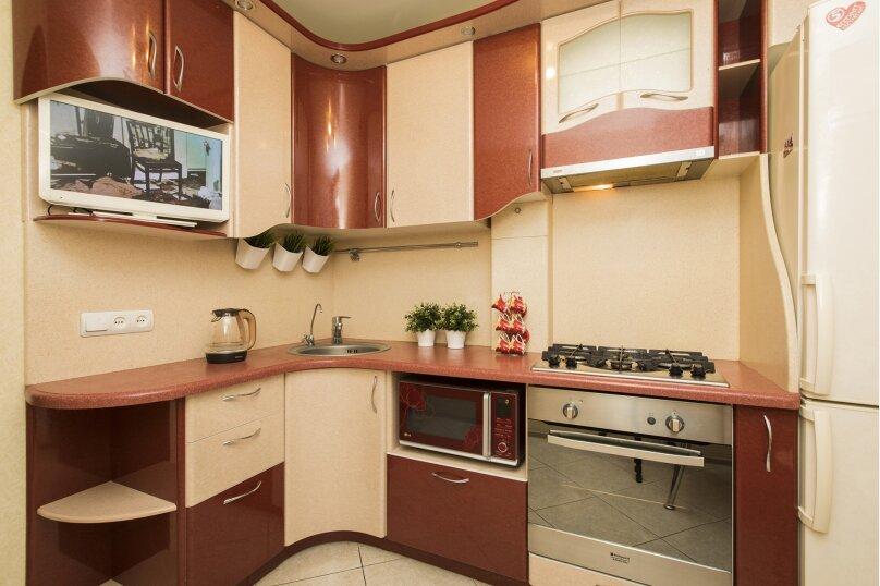 2-комн. квартира, 60 кв.м. на 5 человек, бульвар Мира, 10, Нижний Новгород - Фотография 7