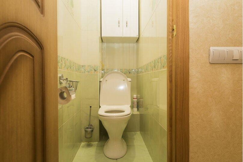 2-комн. квартира, 60 кв.м. на 5 человек, бульвар Мира, 10, Нижний Новгород - Фотография 13