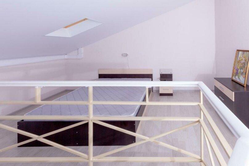 """Апартаменты """"River Piers"""", Центральная улица, 45 на 7 номеров - Фотография 39"""