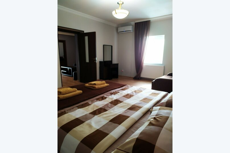 Inauri sahli, 90 кв.м. на 8 человек, 4 спальни, Улица Марткопская, 6А, Тбилиси - Фотография 12