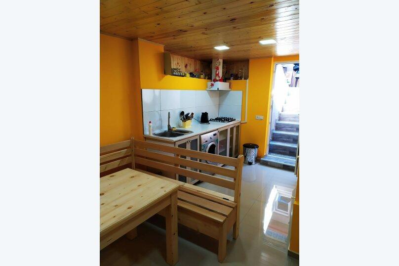 Inauri sahli, 90 кв.м. на 8 человек, 4 спальни, Улица Марткопская, 6А, Тбилиси - Фотография 32