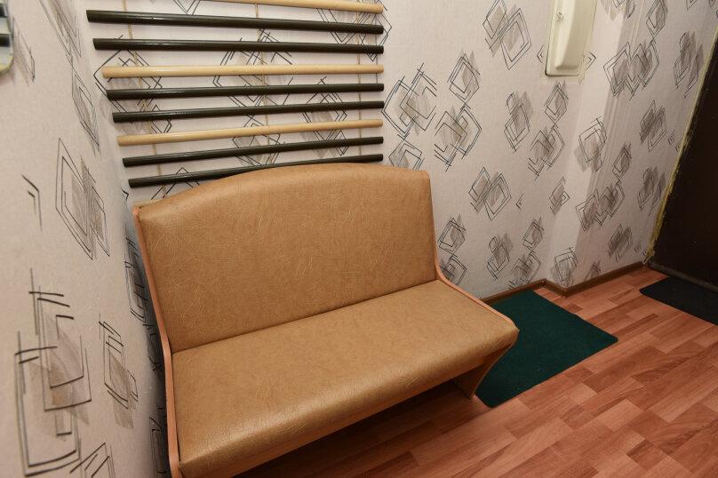 2-комн. квартира, 47 кв.м. на 7 человек, улица Народной Воли, 43А, Екатеринбург - Фотография 11
