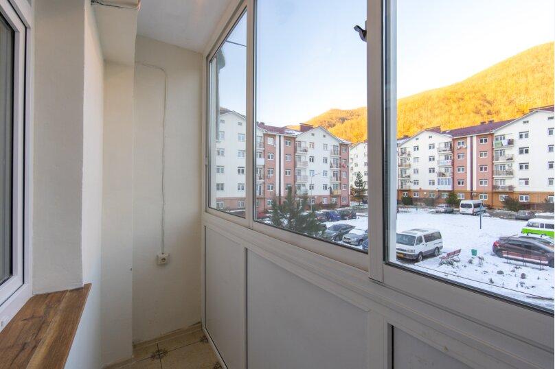 3-комн. квартира, 60 кв.м. на 8 человек, Эстонская улица, 37к7, Эстосадок, Красная Поляна - Фотография 22