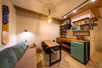 1-комн. квартира, 354 кв.м. на 4 человека, Эстонская улица, 37к7, Эстосадок, Красная Поляна - Фотография 1