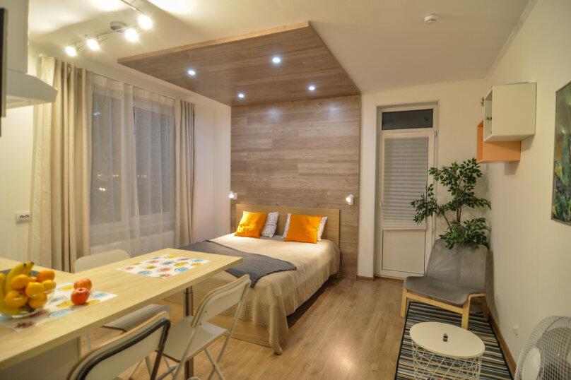 1-комн. квартира, 27 кв.м. на 3 человека, проспект Ветеранов, 169к1, Санкт-Петербург - Фотография 8