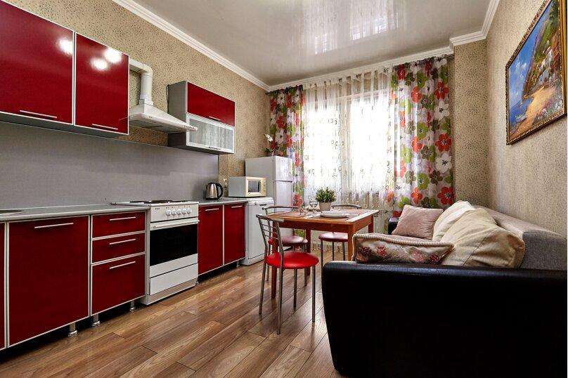 1-комн. квартира, 52 кв.м. на 4 человека, Казбекская улица, 7, Краснодар - Фотография 4