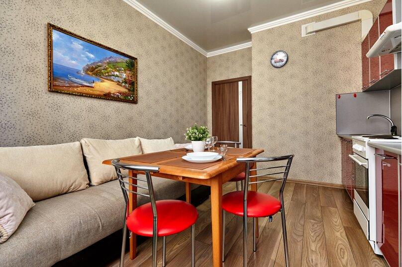 1-комн. квартира, 52 кв.м. на 4 человека, Казбекская улица, 7, Краснодар - Фотография 5