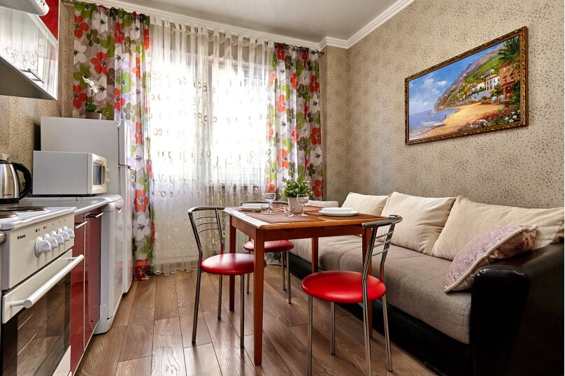 1-комн. квартира, 52 кв.м. на 4 человека, Казбекская улица, 7, Краснодар - Фотография 6