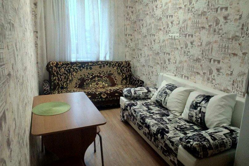 1-комн. квартира, 44 кв.м. на 4 человека, Молодёжная улица, 4, Красногорск - Фотография 1