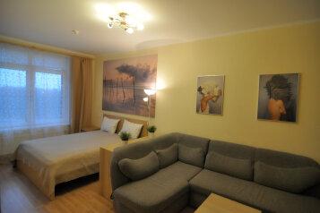 1-комн. квартира, 36 кв.м. на 4 человека, улица Адмирала Черокова, 18к2, Санкт-Петербург - Фотография 1