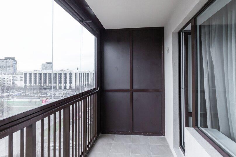 1-комн. квартира, 30 кв.м. на 4 человека, 5-й Предпортовый проезд, 2, Санкт-Петербург - Фотография 7