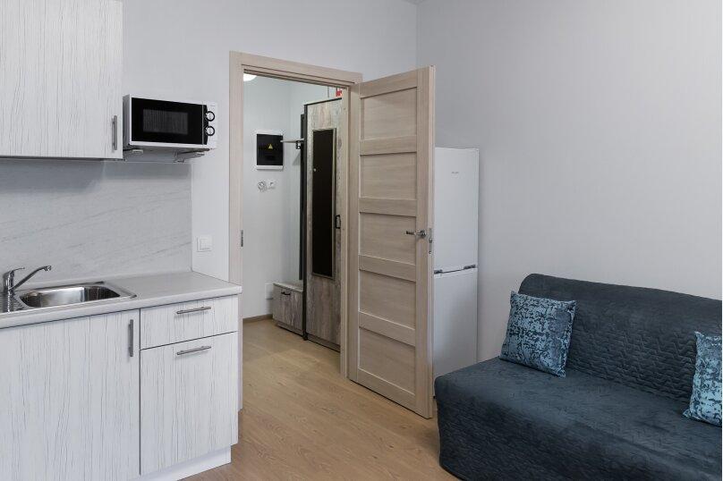 1-комн. квартира, 30 кв.м. на 4 человека, 5-й Предпортовый проезд, 2, Санкт-Петербург - Фотография 13