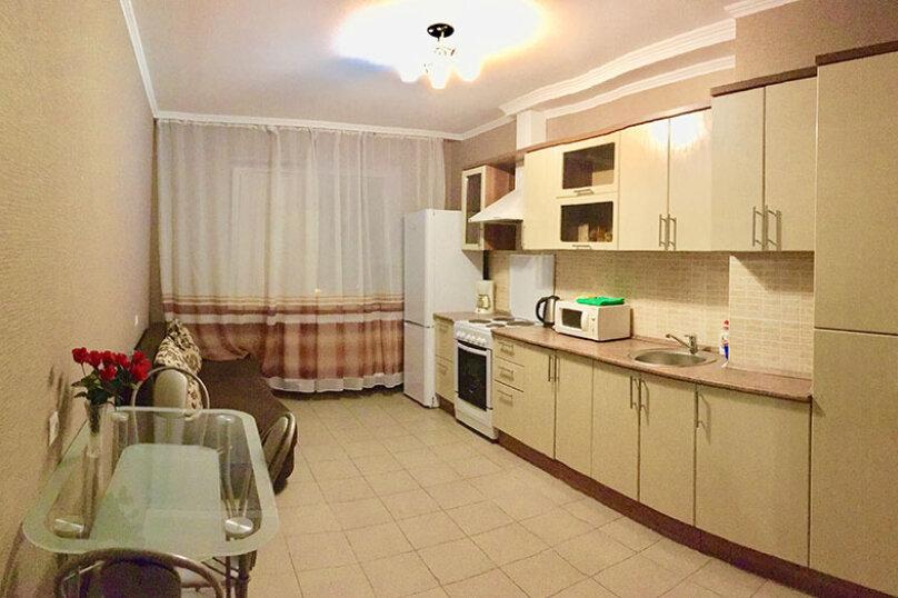 1-комн. квартира, 62 кв.м. на 4 человека, Красноармейская улица, 100, Брянск - Фотография 3