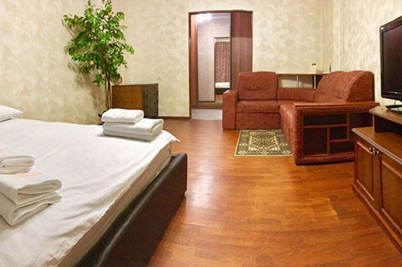 1-комн. квартира, 62 кв.м. на 4 человека, Красноармейская улица, 100, Брянск - Фотография 8