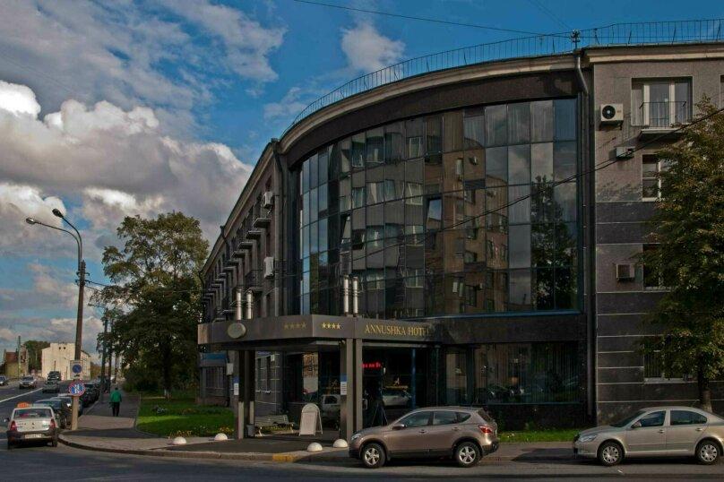 """Гостиница """"Аннушка"""", Гапсальская улица, 2 на 87 номеров - Фотография 1"""