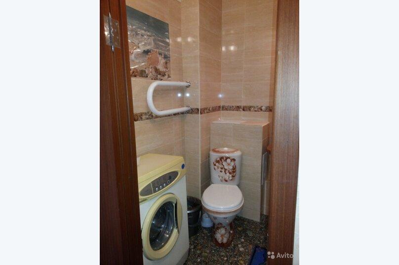 1-комн. квартира, 40 кв.м. на 4 человека, улица Ровио, 21, Петрозаводск - Фотография 4