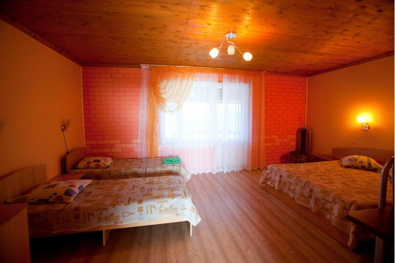 4-х местный с балконом, Пляжная улица, 1А, Ейск - Фотография 1
