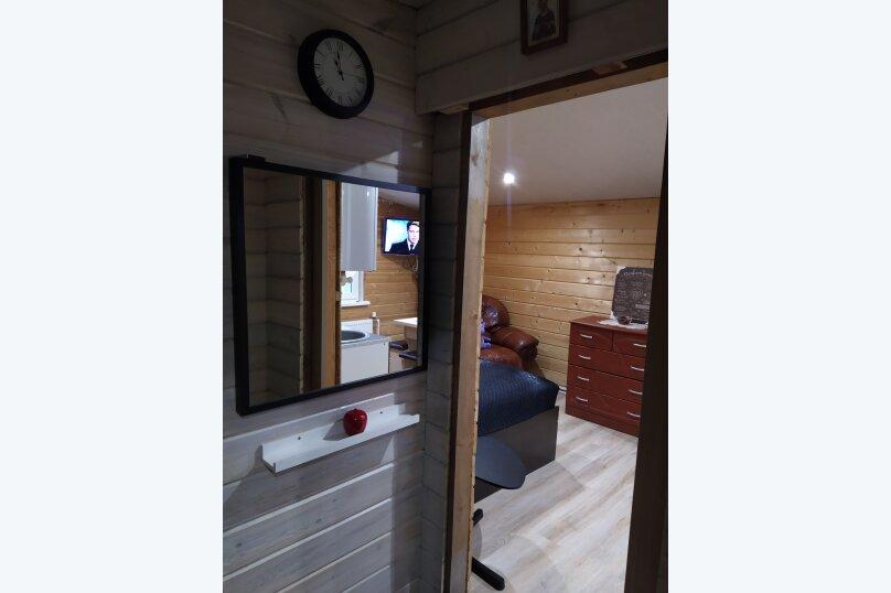Дом, 42 кв.м. на 4 человека, 2 спальни, деревня Надевицы, Центральная, 32, Луга - Фотография 17