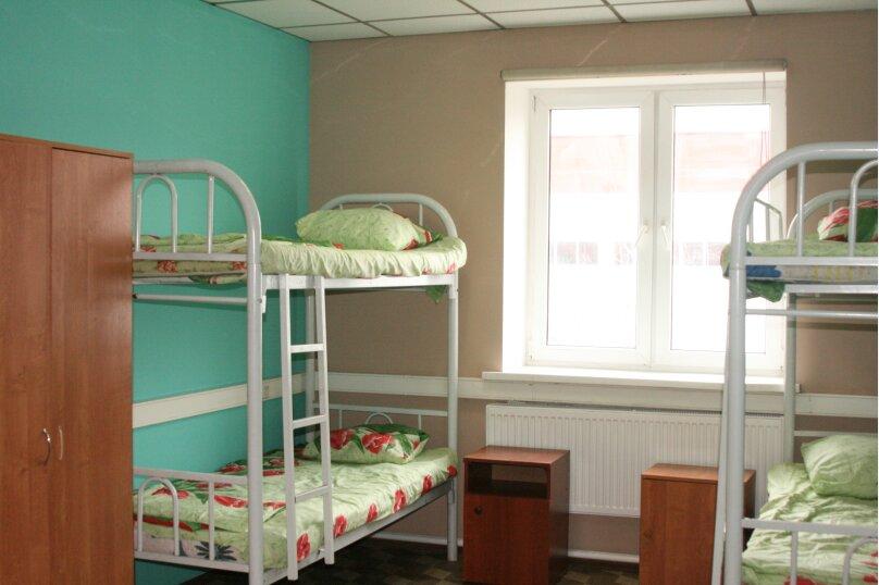 Кровать в общем 4-местном номере для мужчин, деревня Дубровки, Аэропортовская улица, с7, Москва - Фотография 1