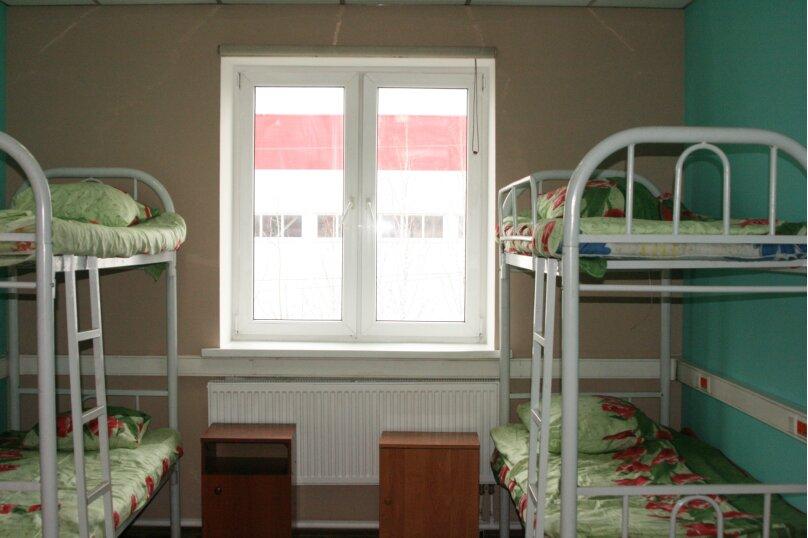 Кровать в общем 4-местном номере для женщин, деревня Дубровки, Аэропортовская улица, с7, Москва - Фотография 1
