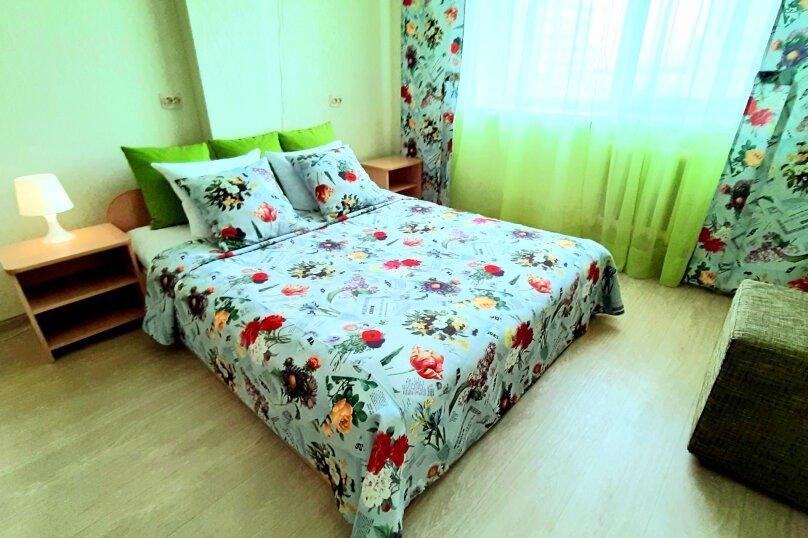 2-комн. квартира, 60 кв.м. на 9 человек, улица Кропоткина, 13А, Воронеж - Фотография 3