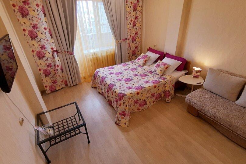 2-комн. квартира, 60 кв.м. на 9 человек, улица Кропоткина, 13А, Воронеж - Фотография 14
