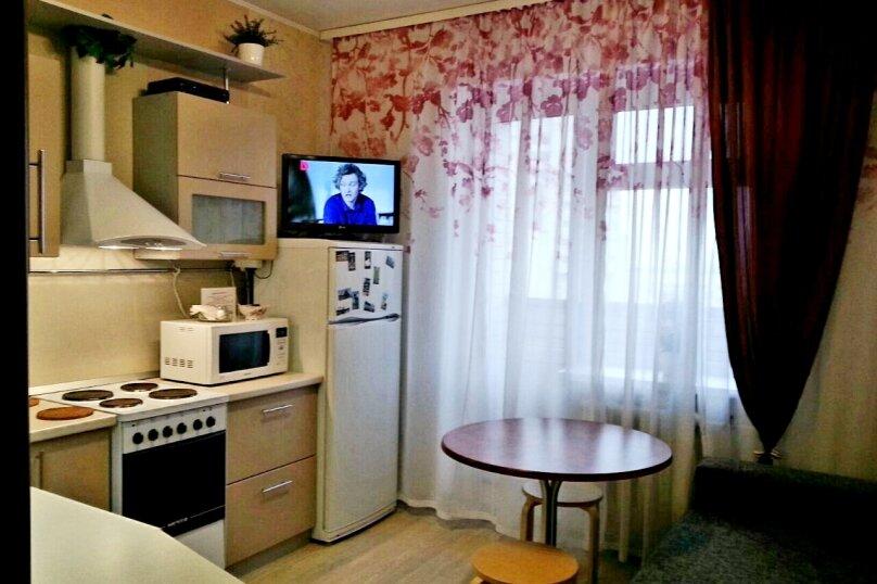 2-комн. квартира, 60 кв.м. на 9 человек, улица Кропоткина, 13А, Воронеж - Фотография 20