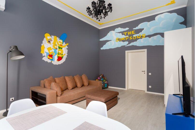 3-комн. квартира, 100 кв.м. на 6 человек, Невский проспект, 105, Санкт-Петербург - Фотография 5
