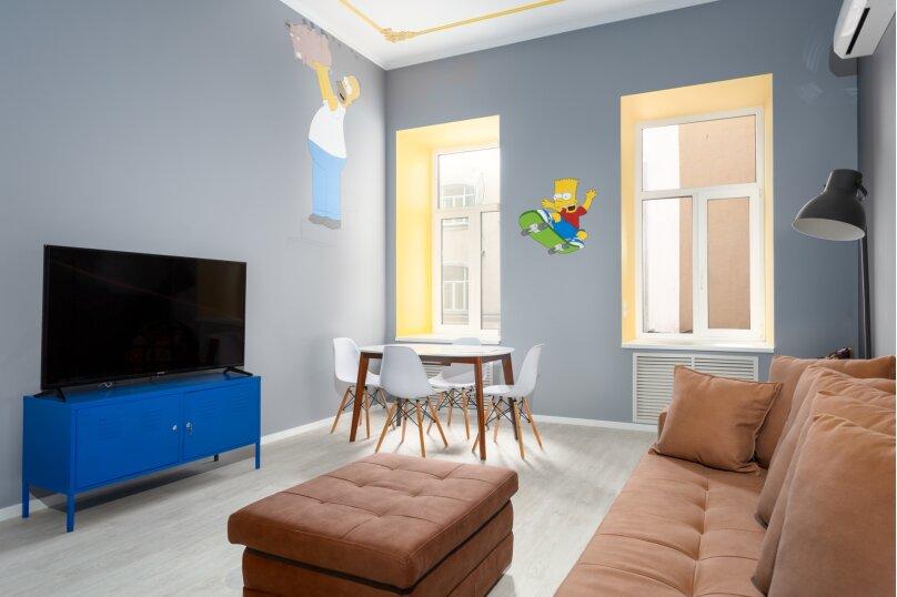 3-комн. квартира, 100 кв.м. на 6 человек, Невский проспект, 105, Санкт-Петербург - Фотография 6