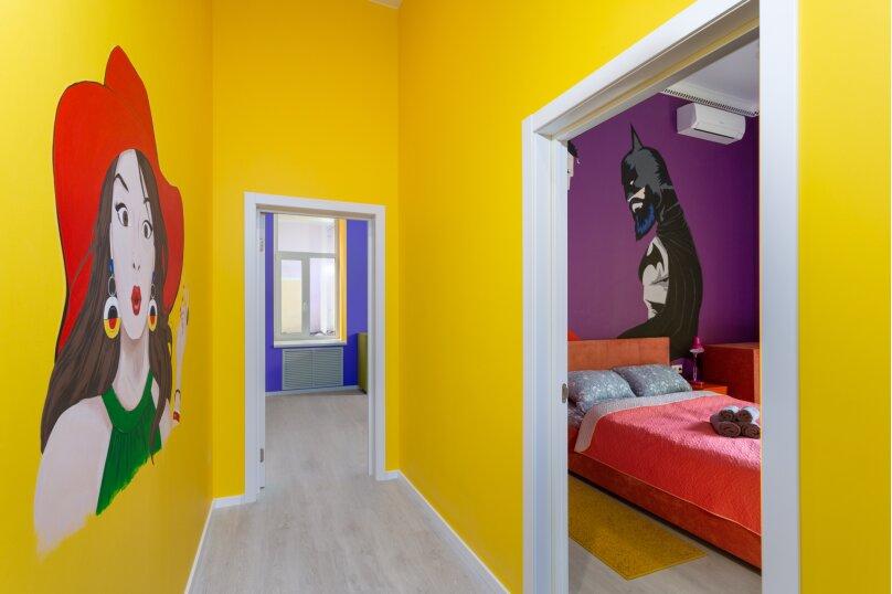 3-комн. квартира, 100 кв.м. на 6 человек, Невский проспект, 105, Санкт-Петербург - Фотография 14