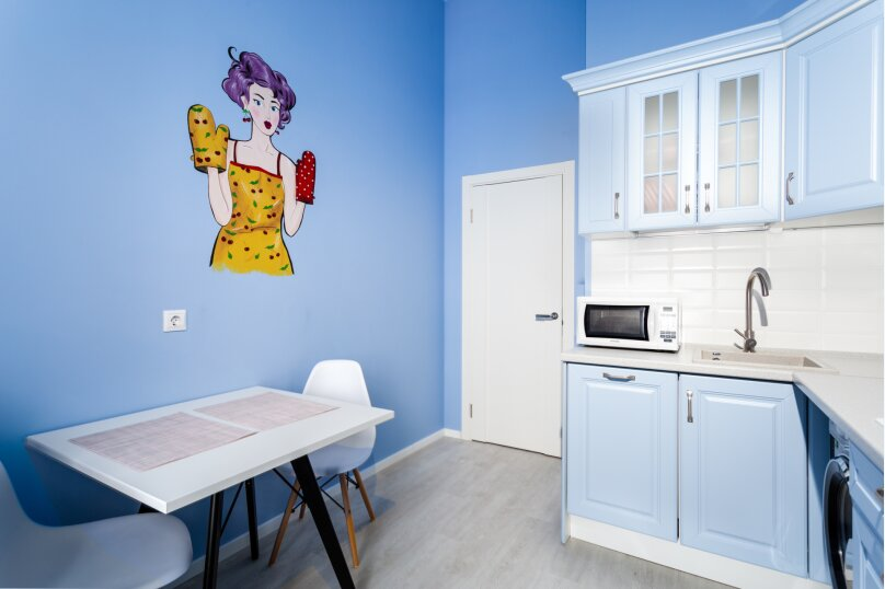 3-комн. квартира, 100 кв.м. на 6 человек, Невский проспект, 105, Санкт-Петербург - Фотография 17