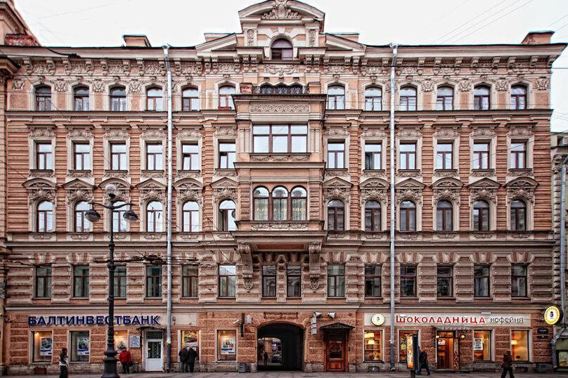 3-комн. квартира, 100 кв.м. на 6 человек, Невский проспект, 105, Санкт-Петербург - Фотография 25